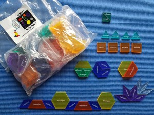 Pattern Blocks small